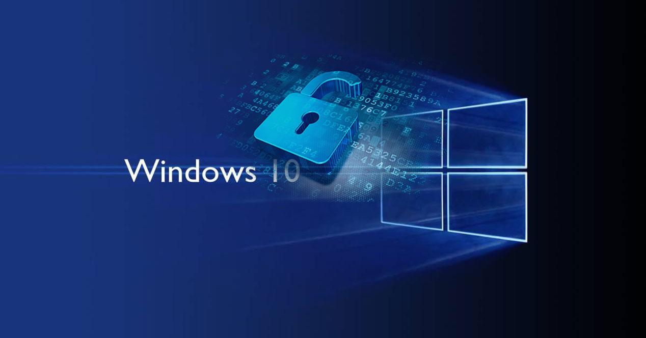 Windows 10 seguridad