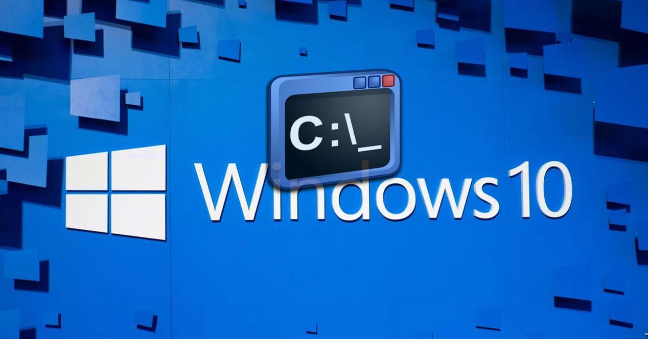 Símbolo sistema Windows 10