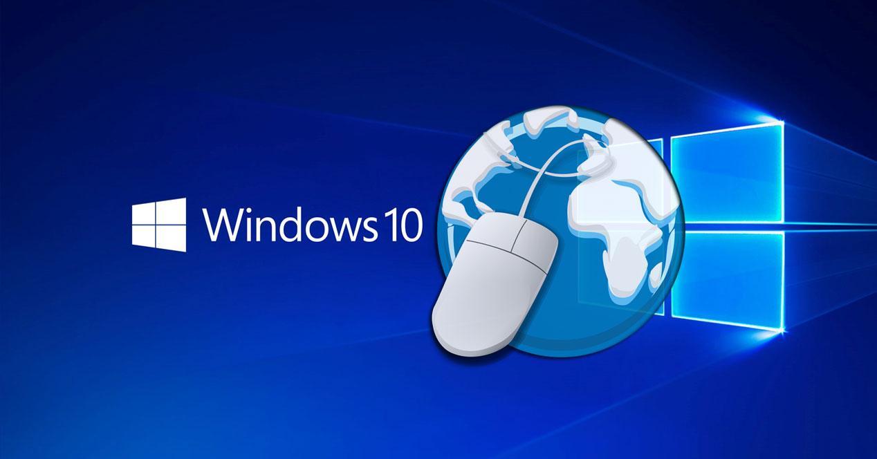 Windows 10 conexión Internet