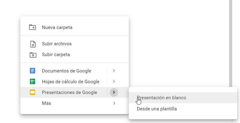 Presentación Google iniciar
