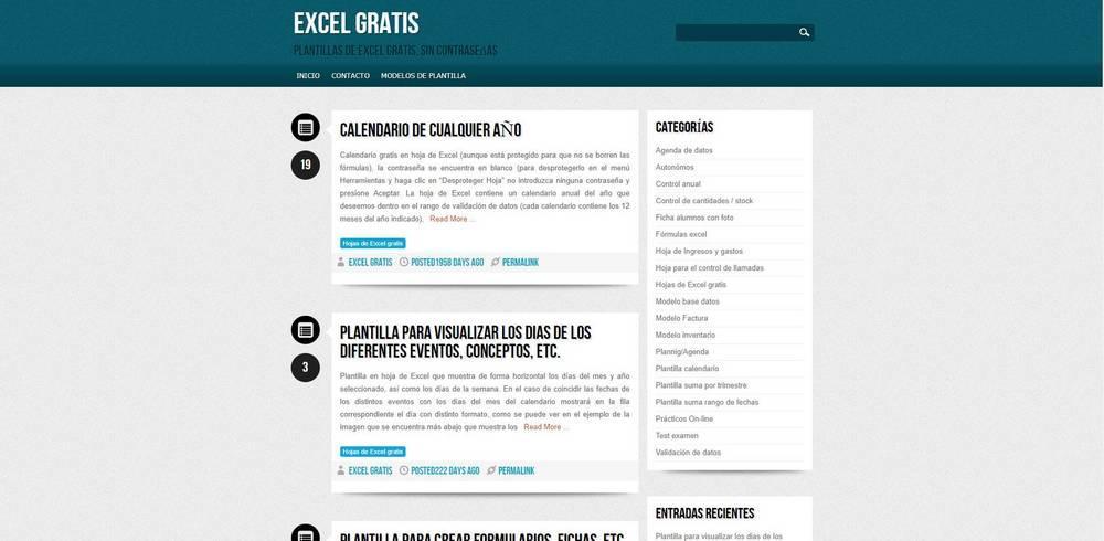 Excel Gratis Web