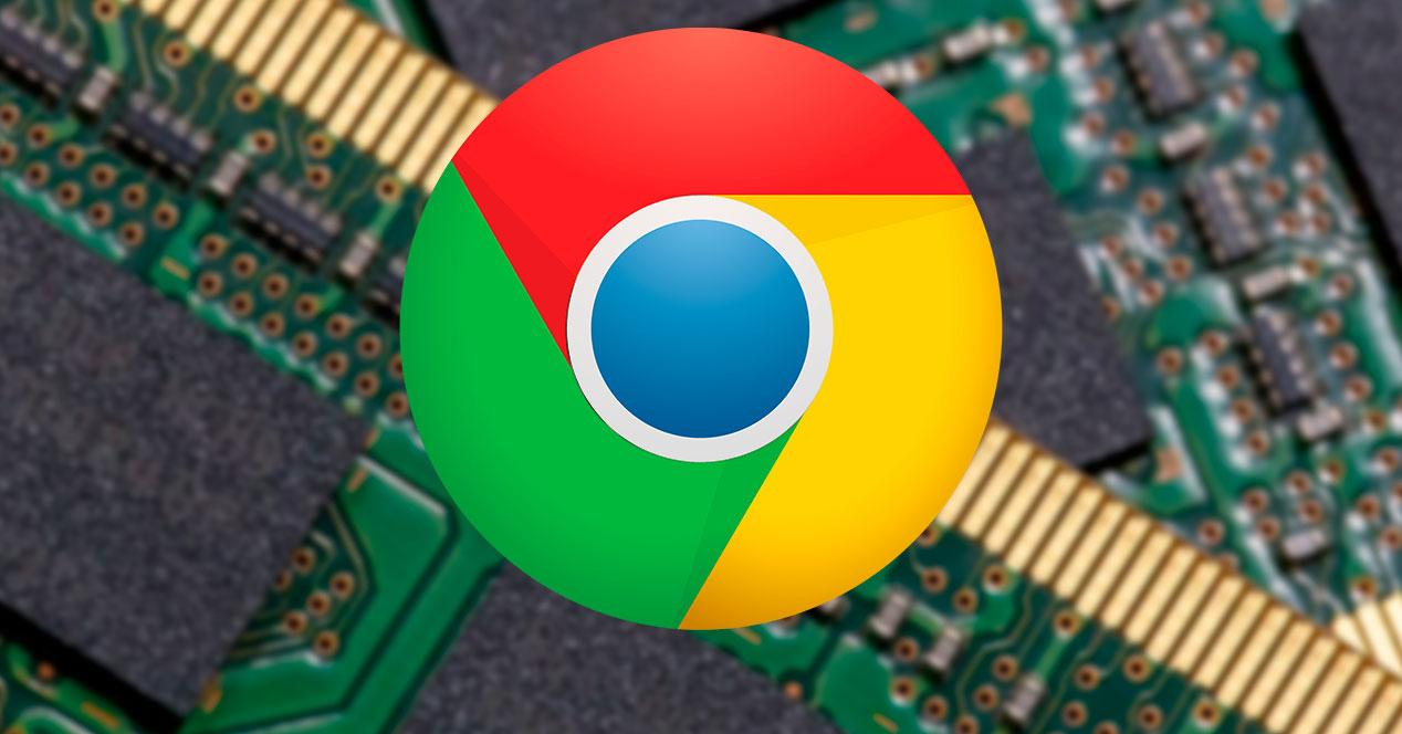 Memoria RAM Google Chrome