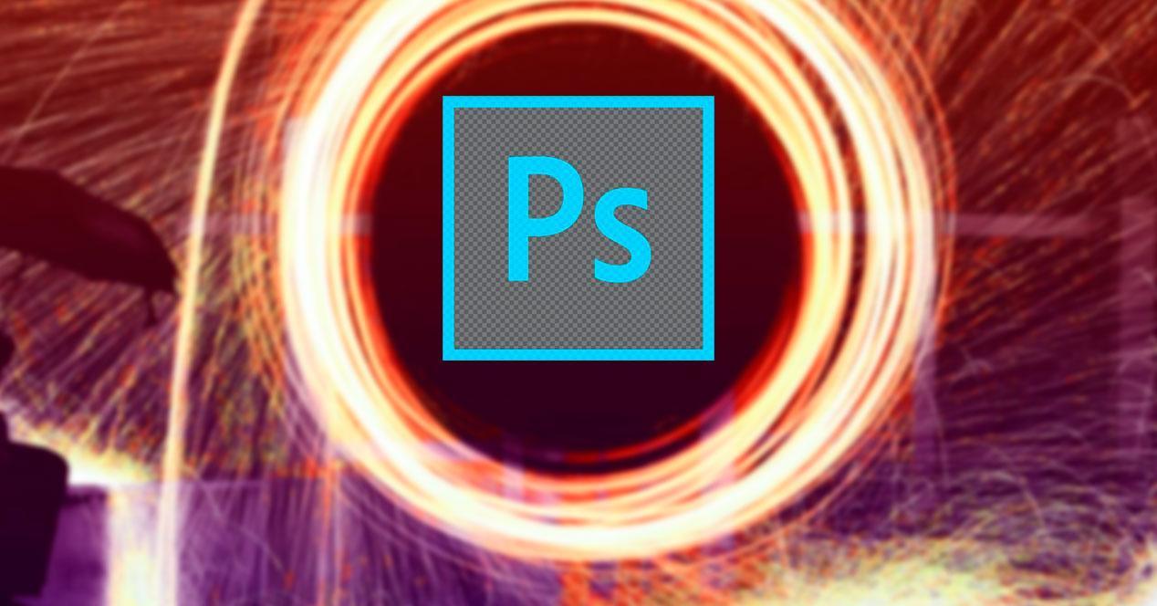 Photoshop Transparencia