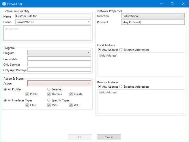 PrivateWin10 - Mejorar privacidad Windows 10 - 7