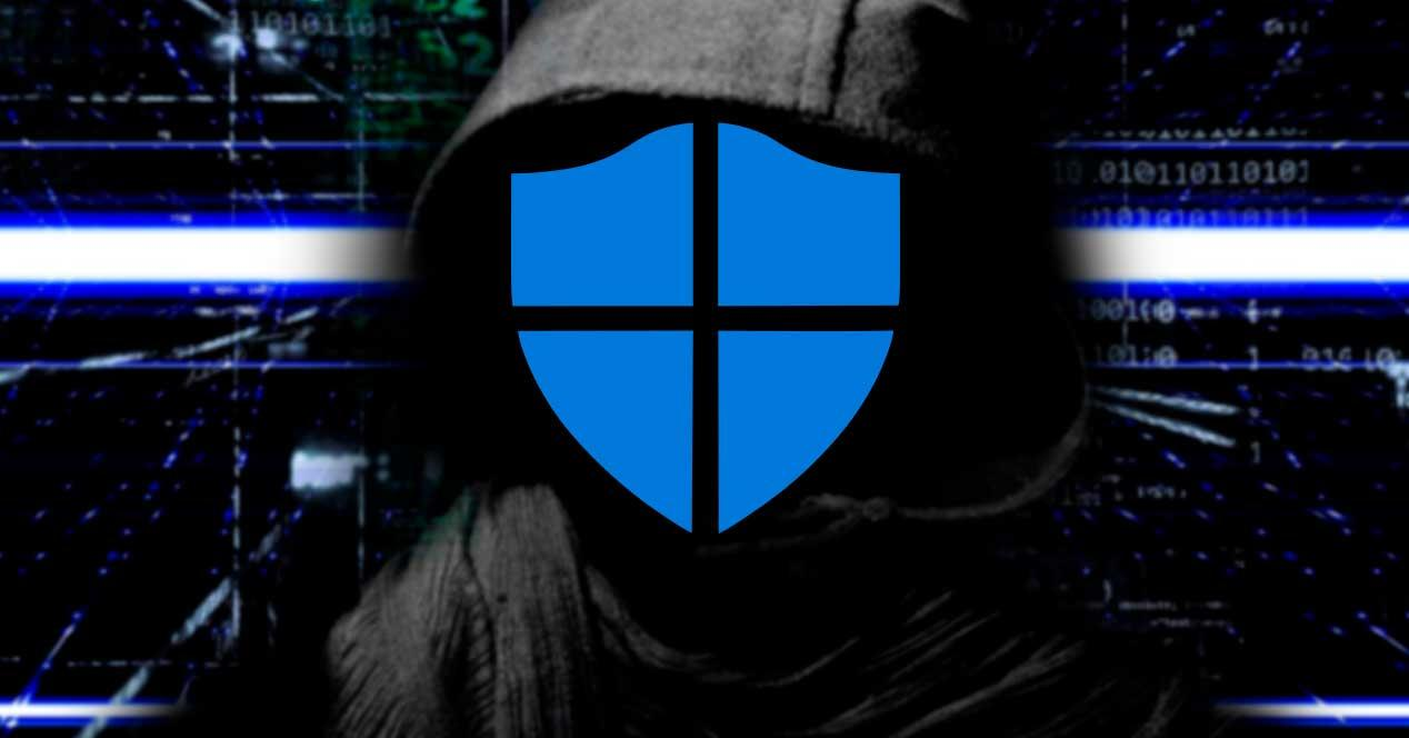 Protección Windows Defender