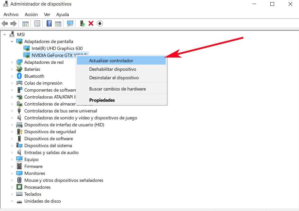 Drivers Windows 10