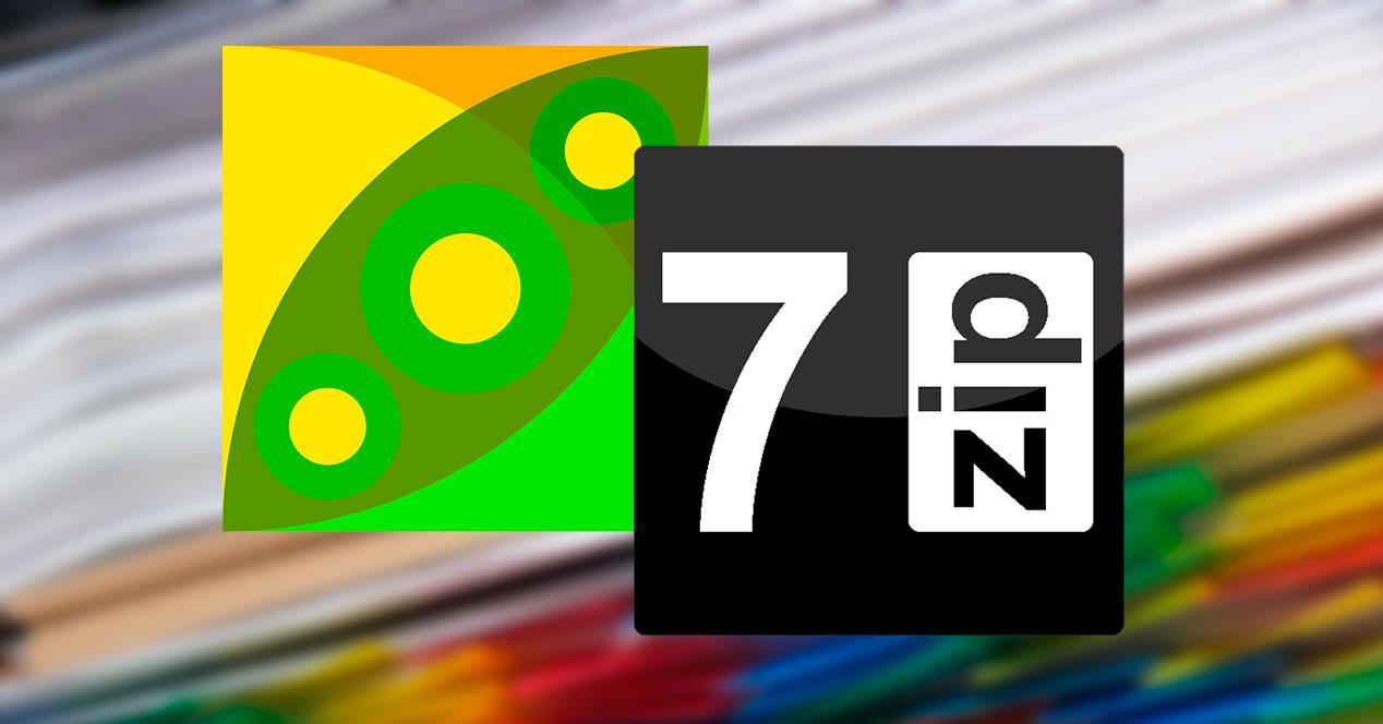 7-Zip PeaZip