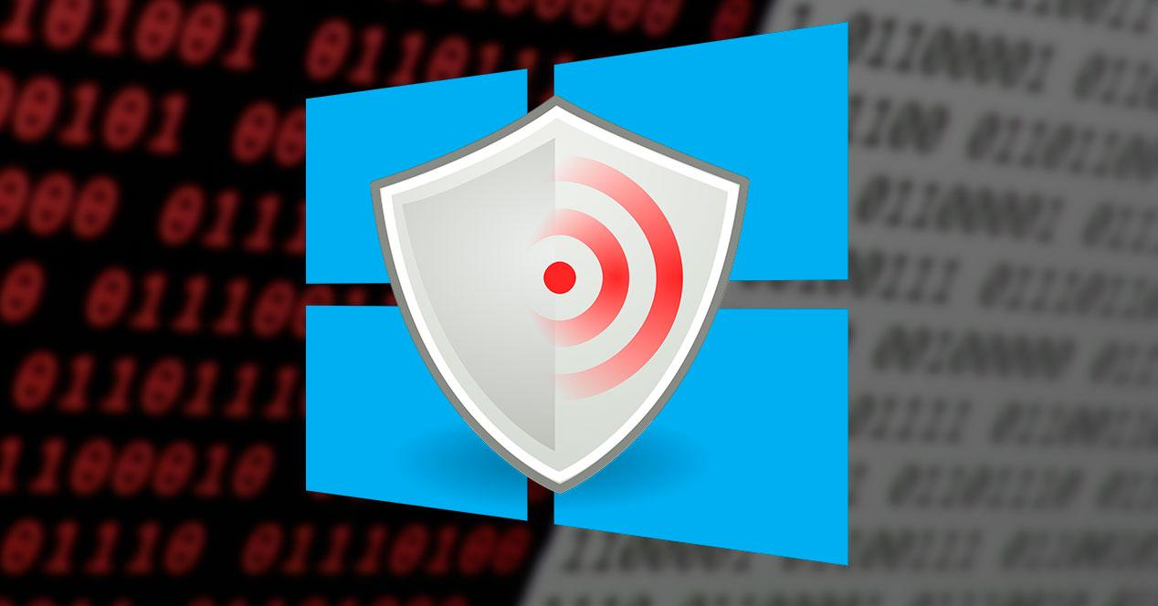 Antivirus proteger Windows