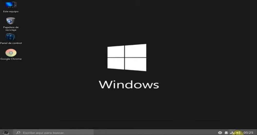 Escritorio Windows 10 Max
