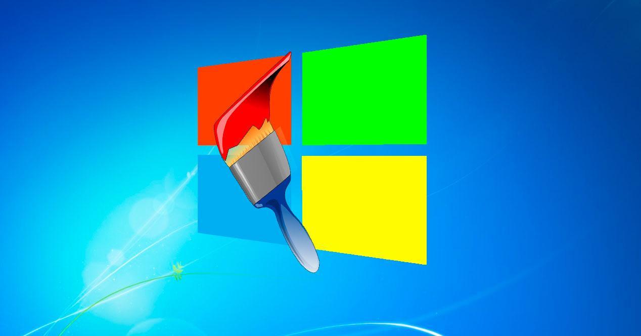 Personalizar Windows 7 Windows 10 tema