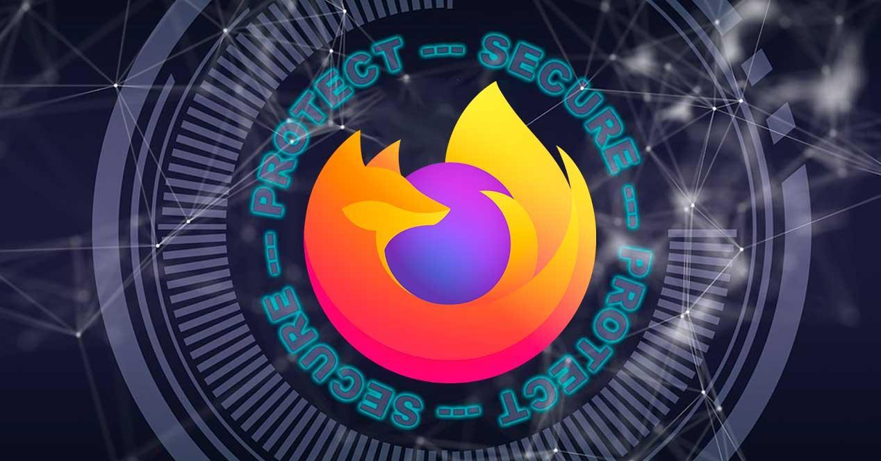 Privacidad Firefox