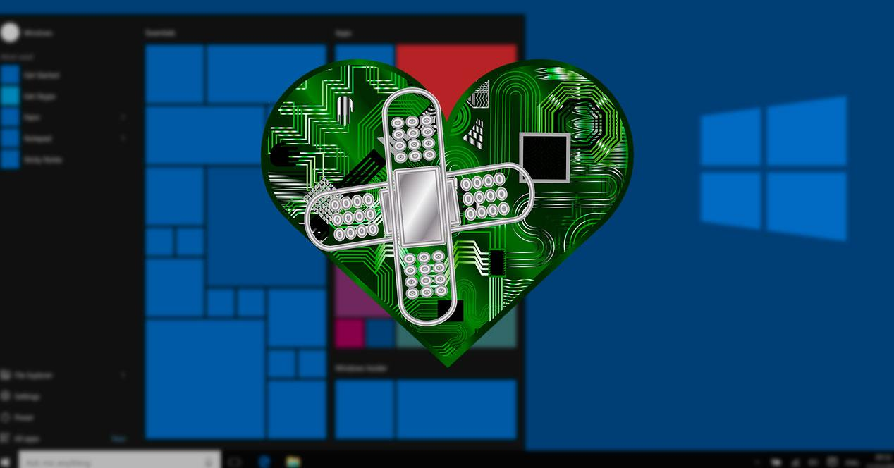 Reparar PC Windows 10
