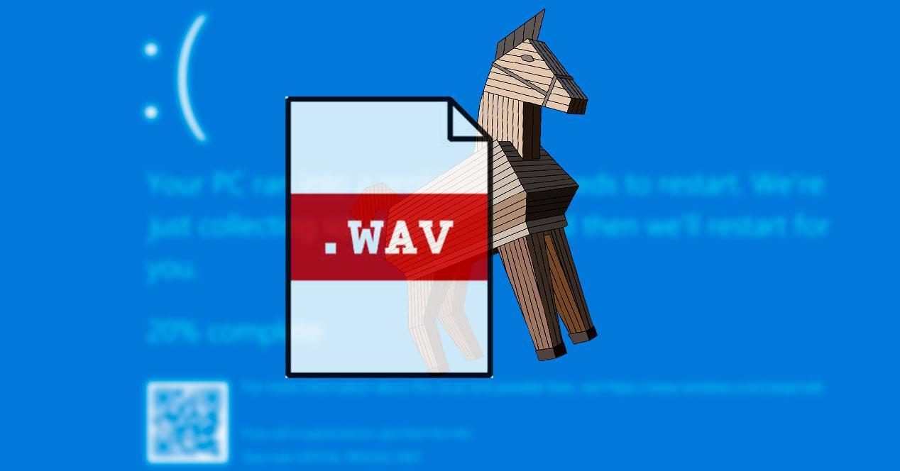 Troyano WAV Windows