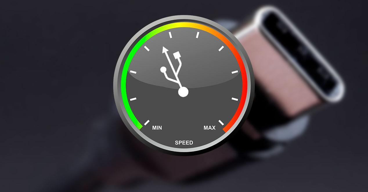 Velocidad USB