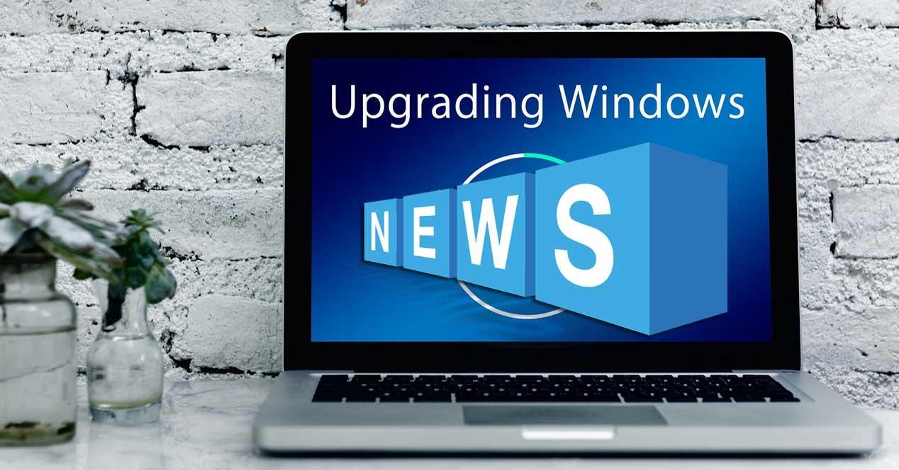 Actualizar Windows 10 novedades