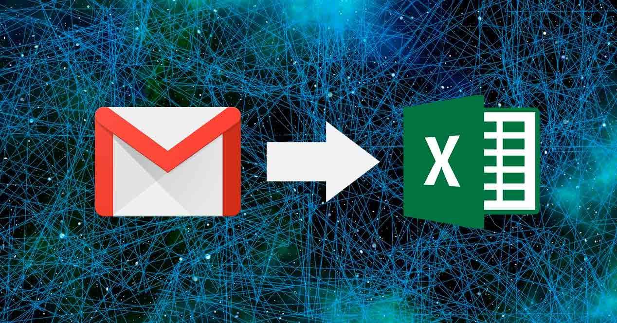 Cómo exportar contactos de Gmail a Excel.