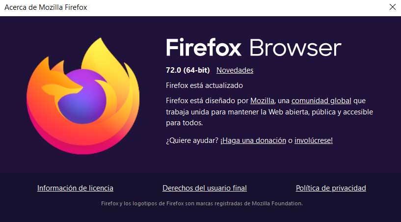 Firefox 72
