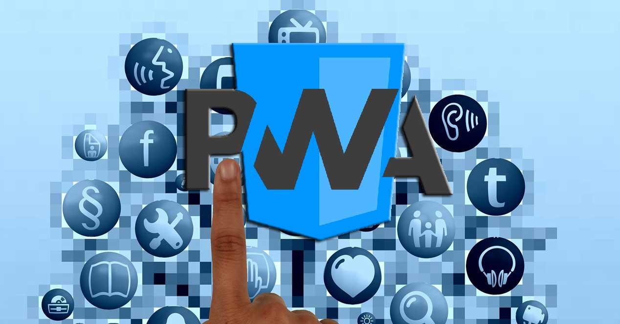 PWA Drive