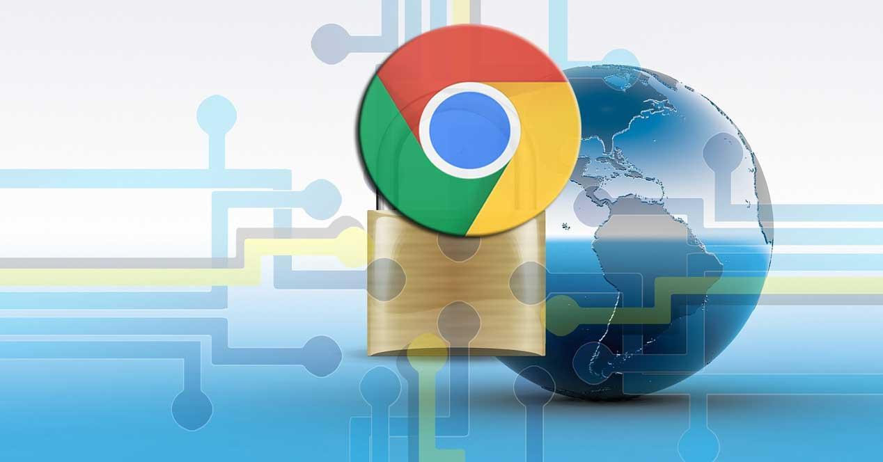 Privacidad seguridad Chrome