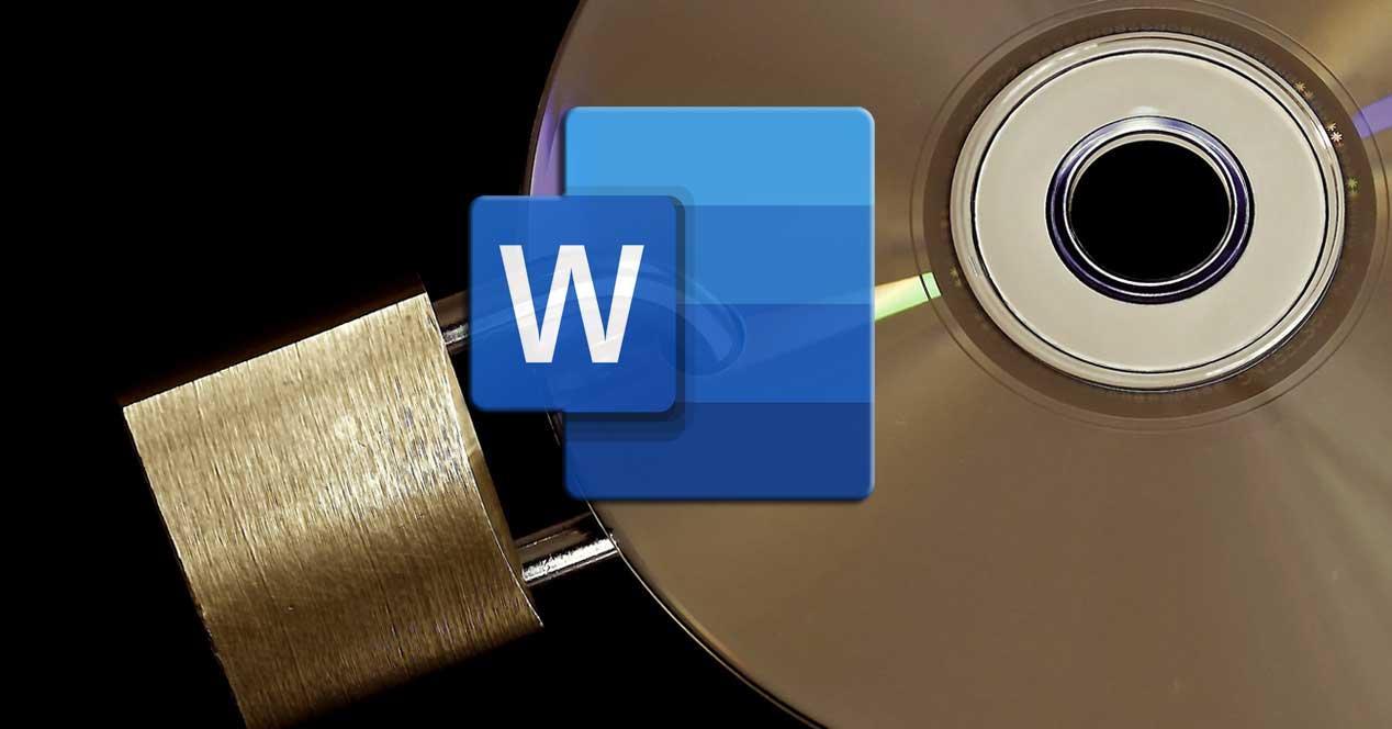 copias de seguridad word