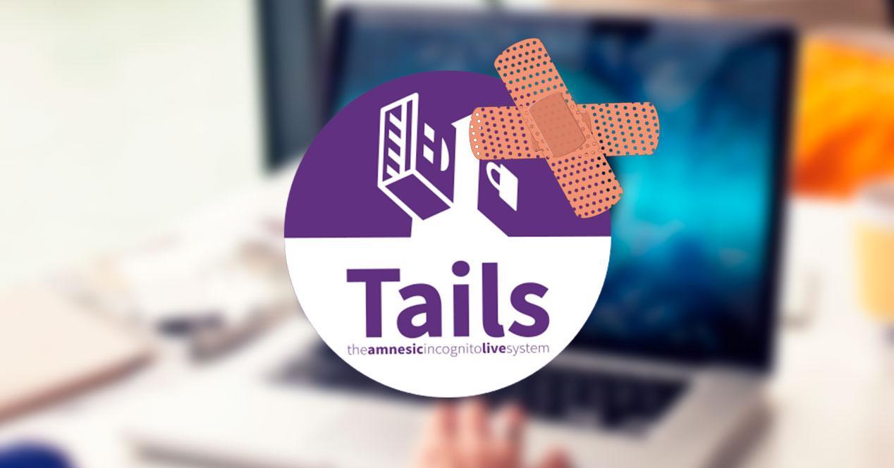 Actualización seguridad Tails