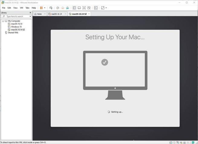 Configurar macOS en VMware - 8
