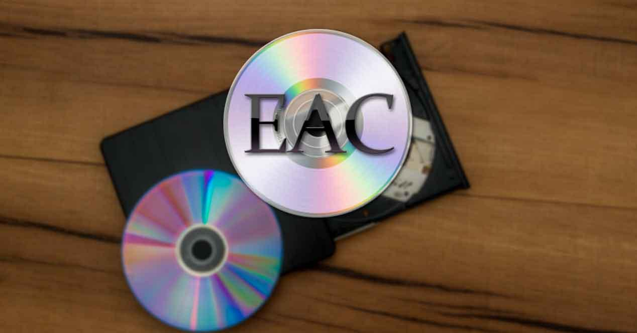 EAC CD MP3