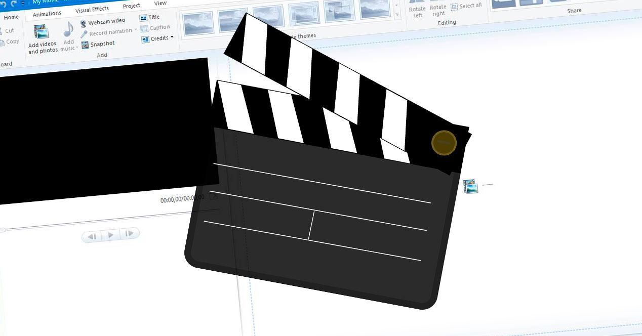 Editar vídeo Windows Movie Maker