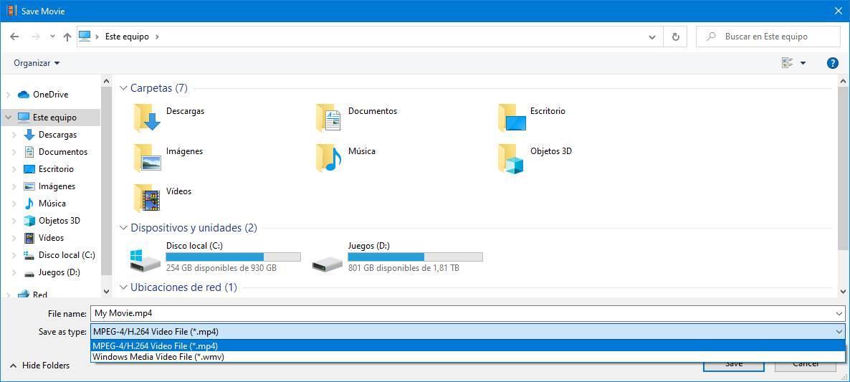 Windows Movie Maker: editor de vídeo fácil y gratis para Windows 10