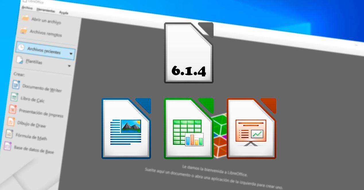 LibreOffice 6.4.1