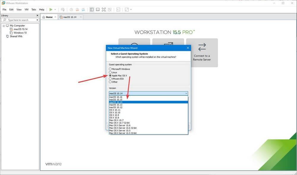 Máquina virtual de macOS en Windows 10 con VMware - 5