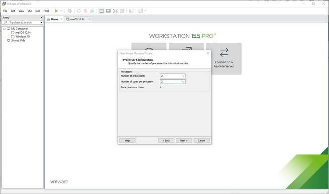 Máquina virtual de macOS en Windows 10 con VMware - 7