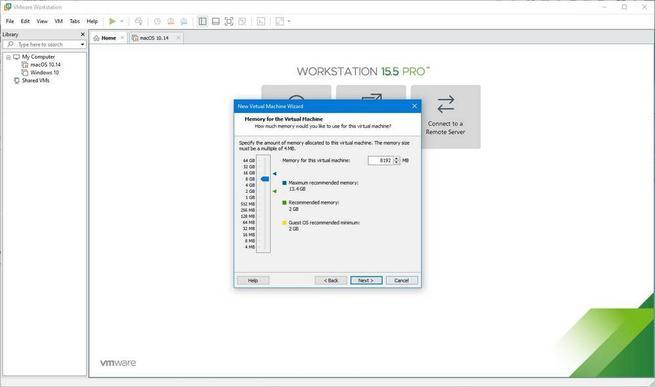 Máquina virtual de macOS en Windows 10 con VMware - 8