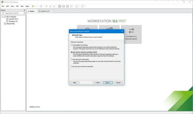 Máquina virtual de macOS en Windows 10 con VMware - 9