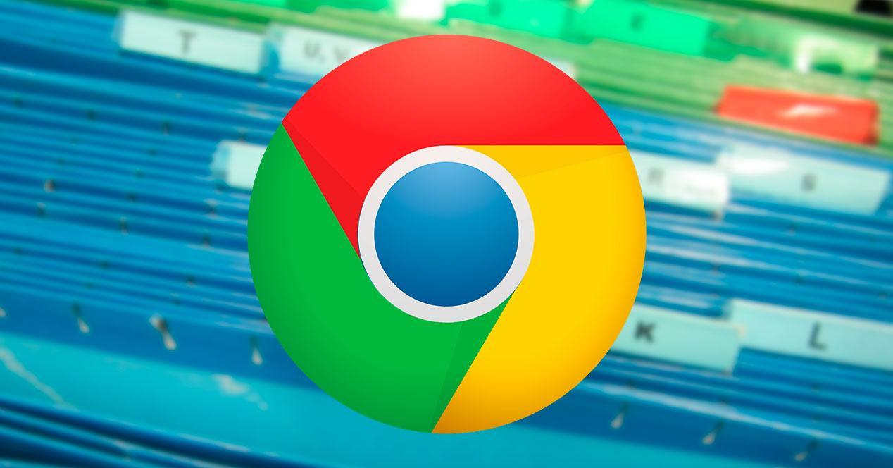 Pestañas Chrome