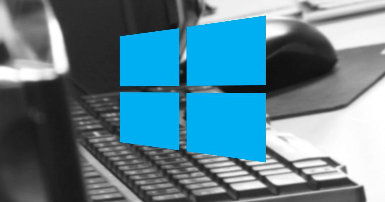 Teclado ratón Windows