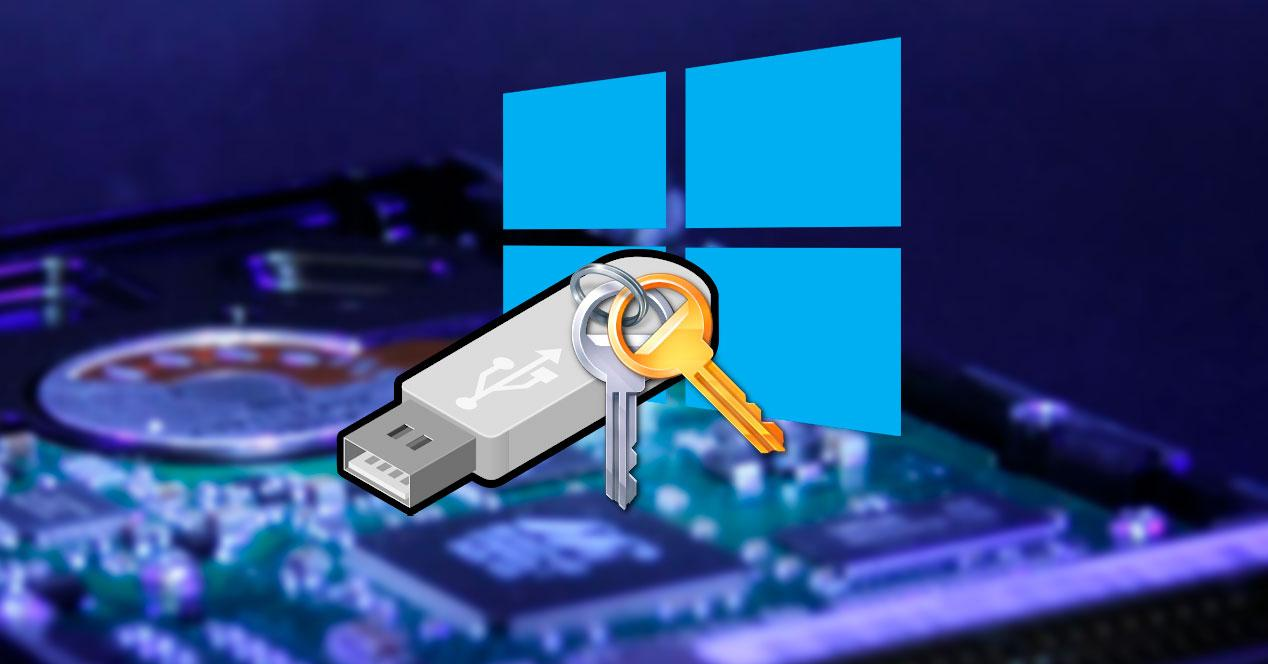 USB BitLocker
