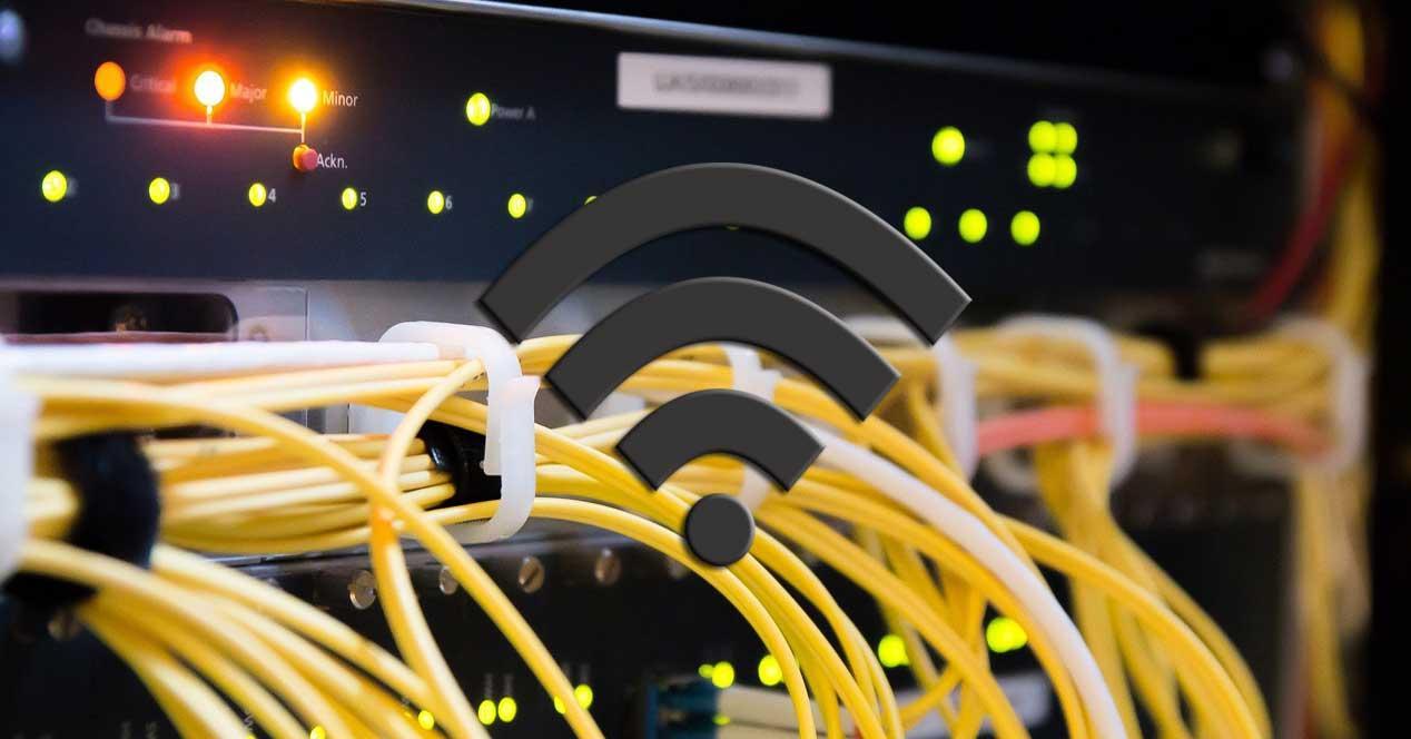 error con conexión Wi-Fi