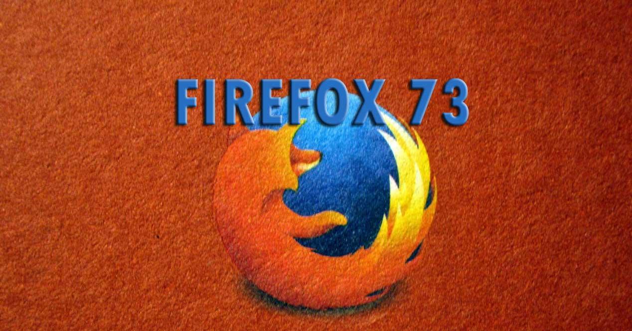 Firefox 73