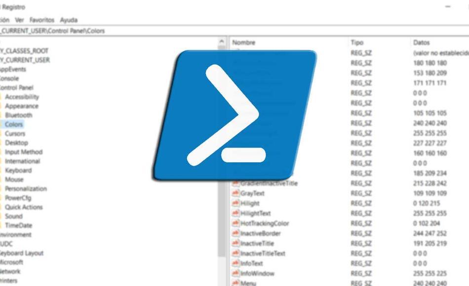 Registro PowerShell
