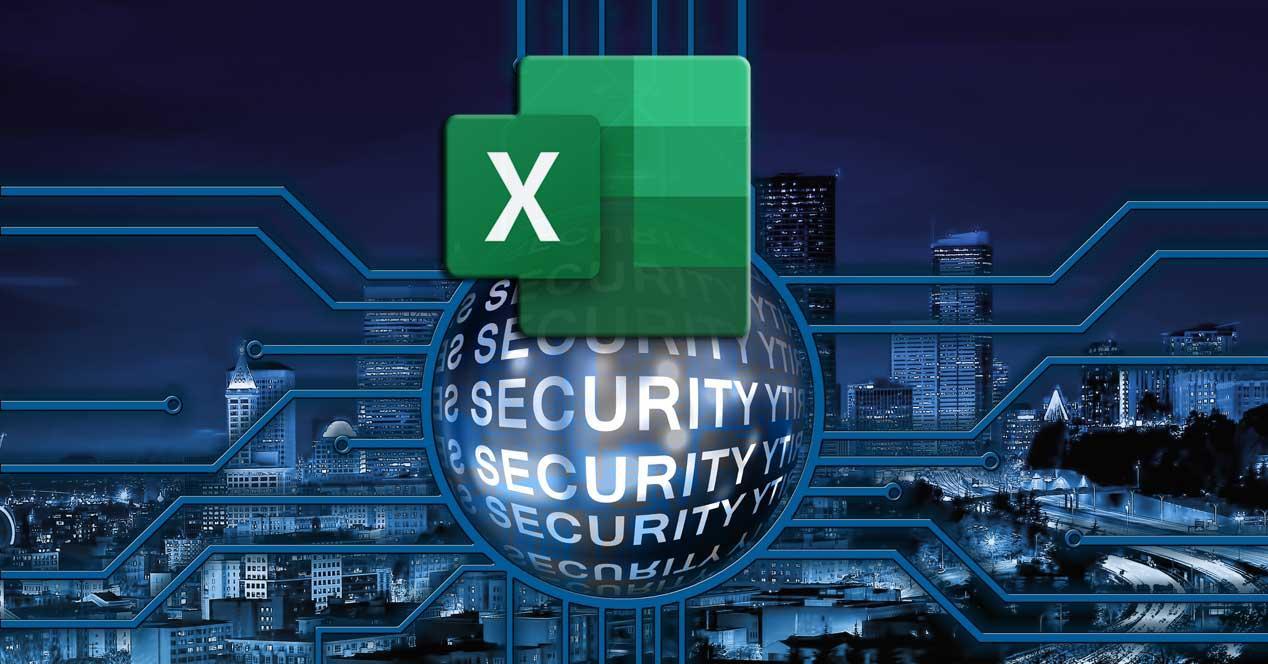 Proteger seguridad Excel