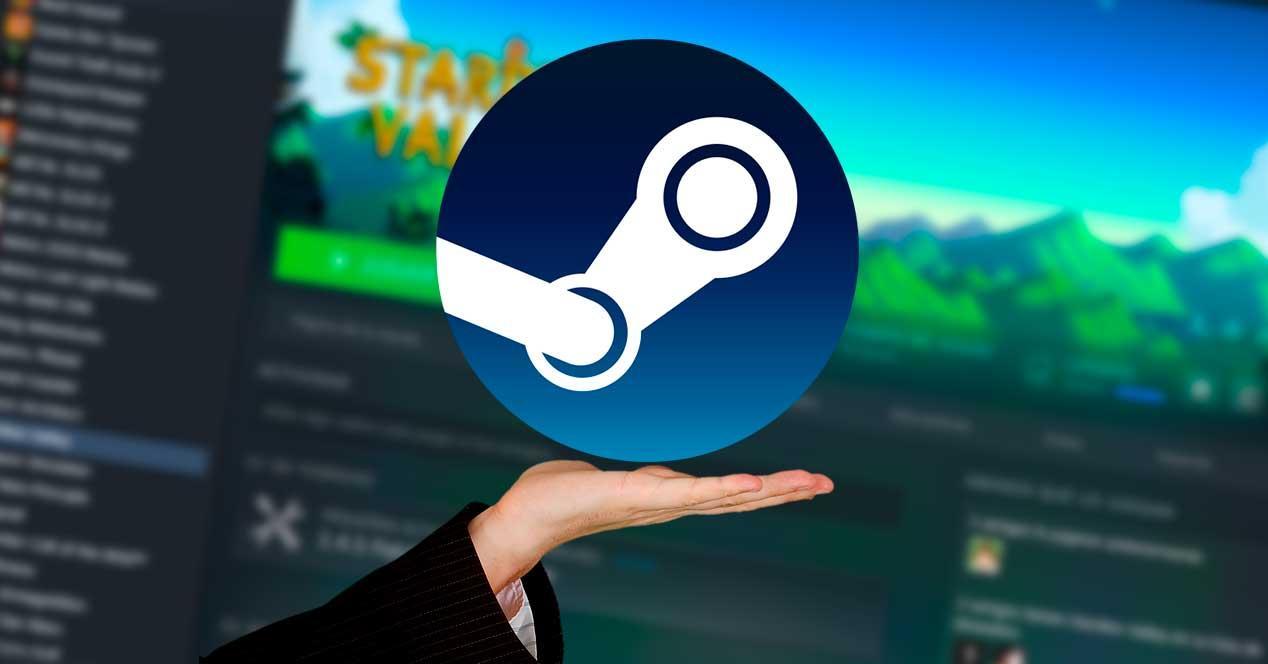 Compartir juegos Steam