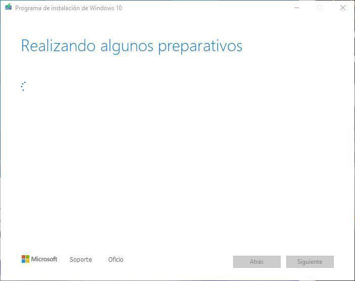 Creați USB pentru a instala Windows 10 - Pregătirea PC-ului