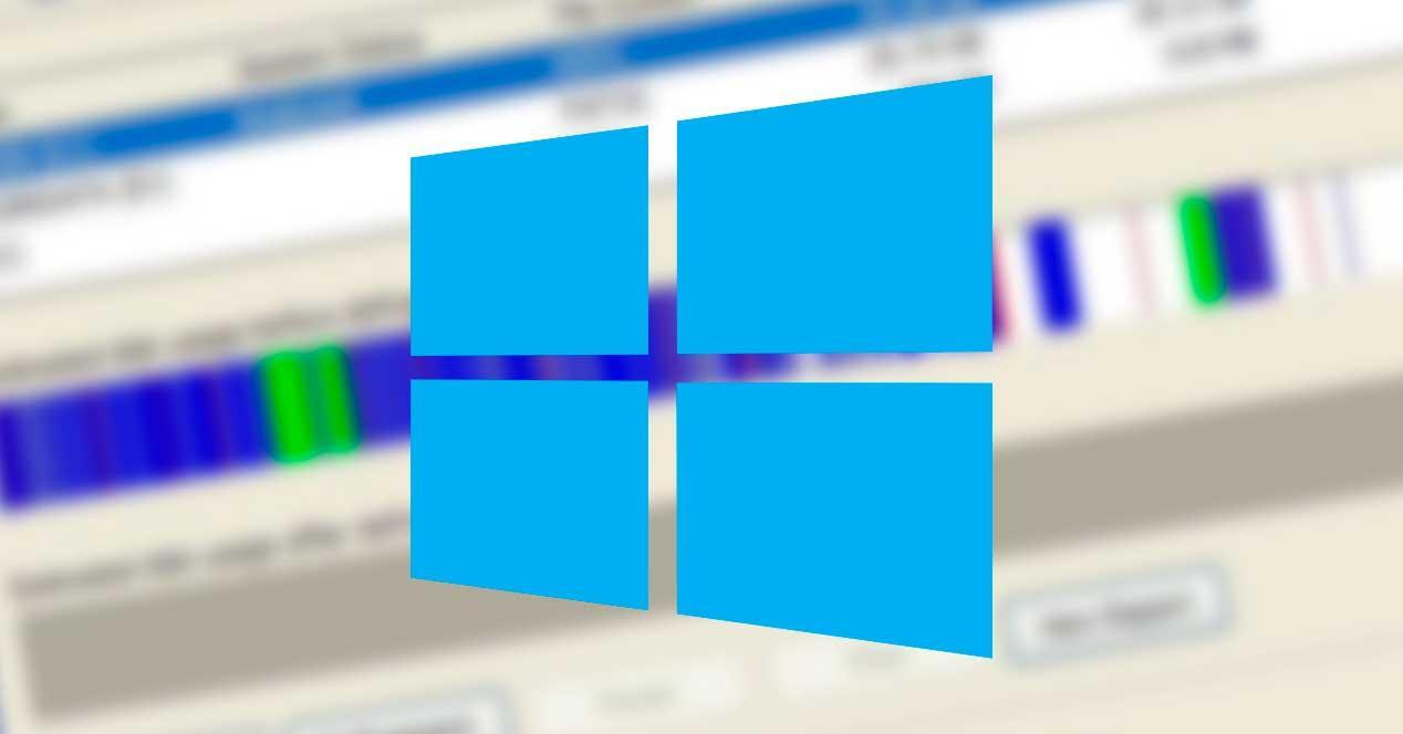 Desfragmentar discos duros Windows