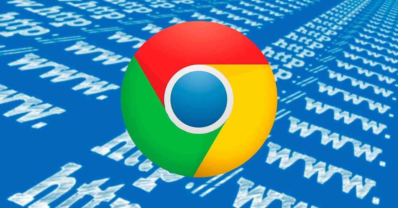 HTTP WWW Chrome