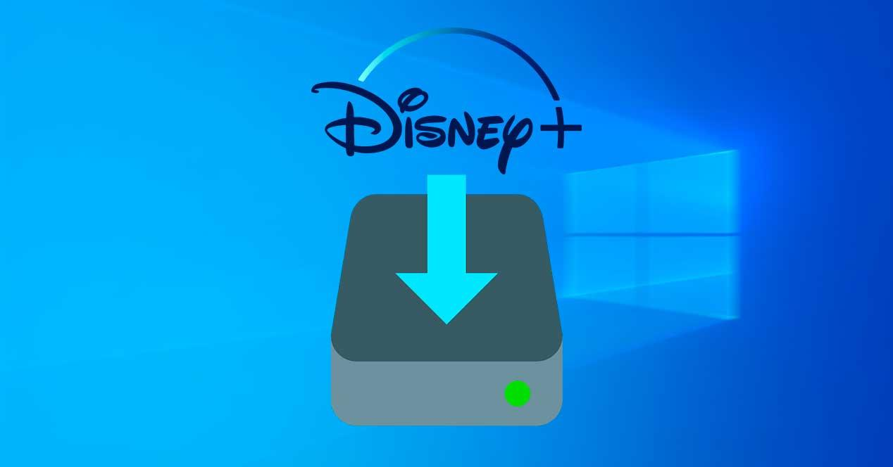 Instalar Disney+ Windows