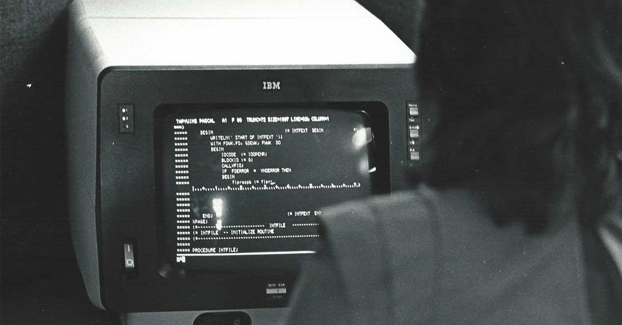Programador retro