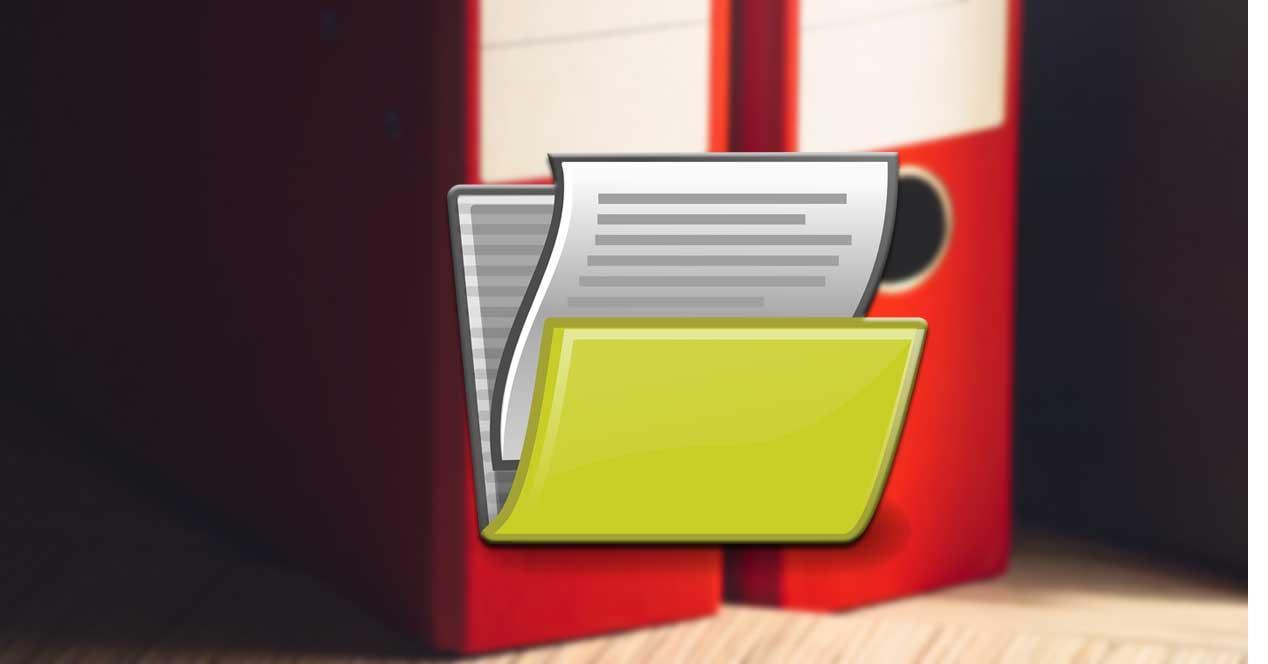 PropertySystemView ficheros