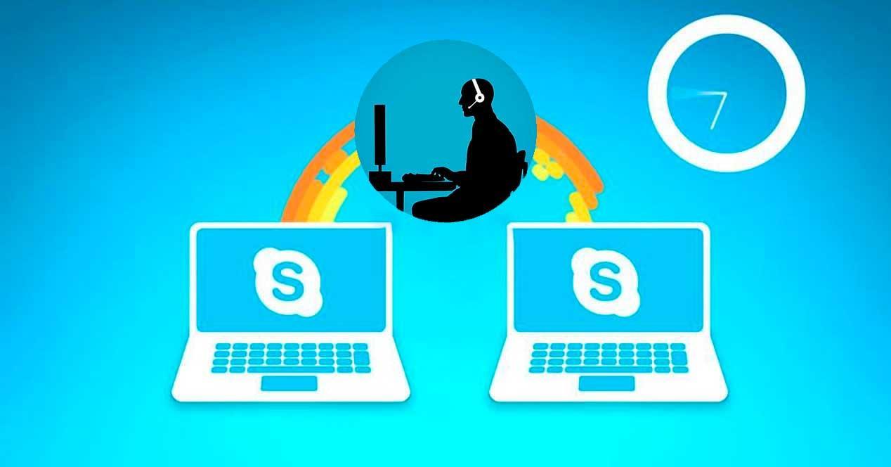 Videollamadas Skype