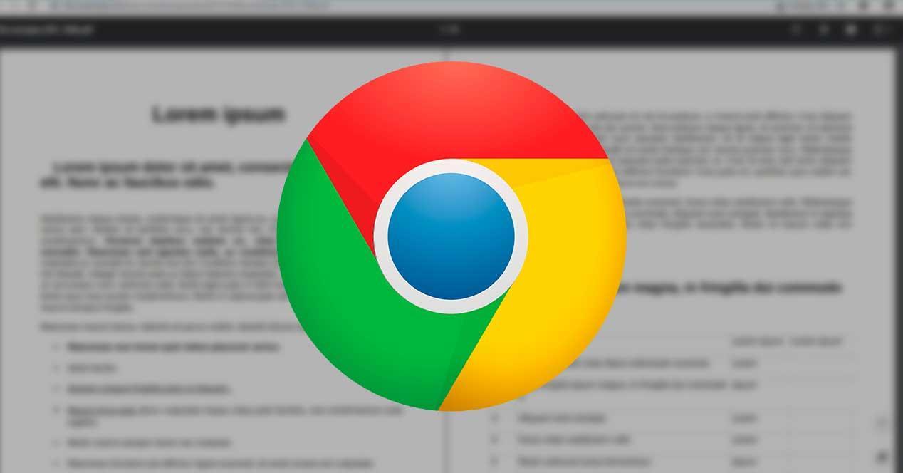 Vista PDF Chrome